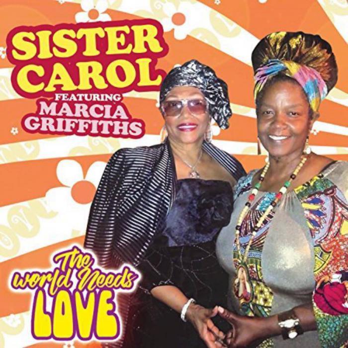 Marcia Griffiths & Sister Carol apaisent les esprits
