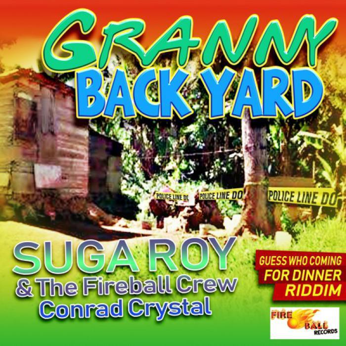 Suga Roy & Conrad Crystal : 'Granny Back Yard' le clip