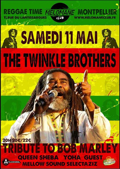 Twinkle Brothers à Montpellier : places à gagner
