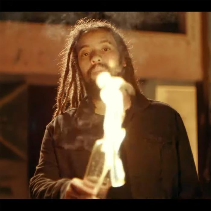 Jo Mersa & Yohan Marley : 'Burn It Down' le clip