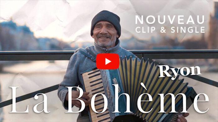 Ryon reprend La Bohème d'Aznavour