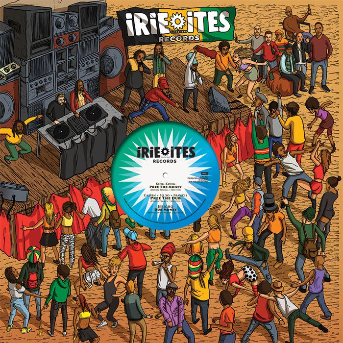 Pree the Money Riddim en 12'' chez Irie Ites