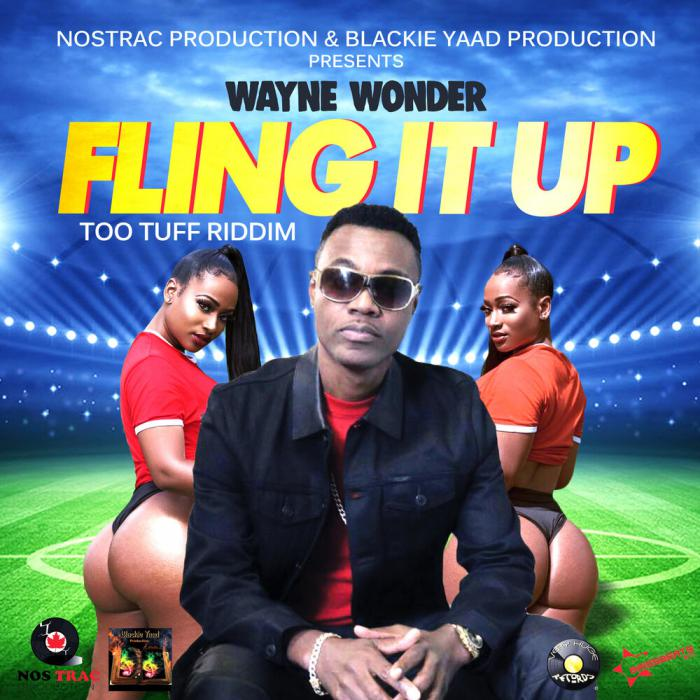 Wayne Wonder : 'Fling It Up' le clip