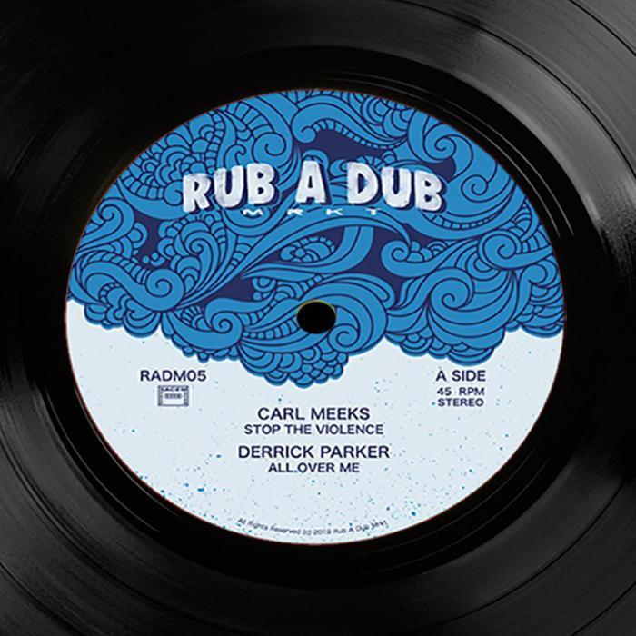 Nouveau vinyle 12 pouces chez Rub A Dub Mrkt