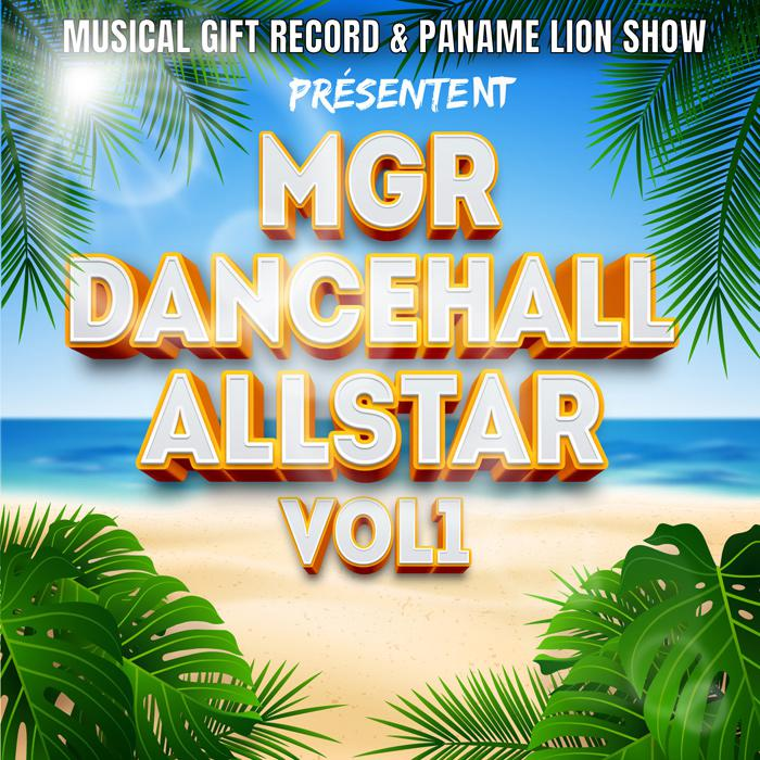 Compil' MGR Dancehall All Star avec 2 riddims