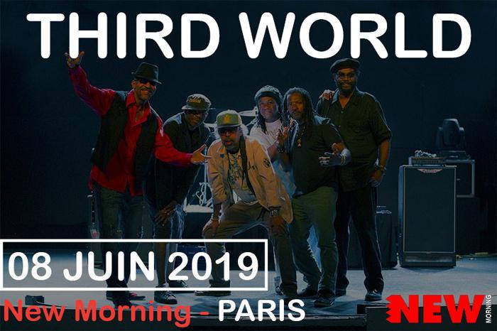 Third World à Paris samedi : places à gagner