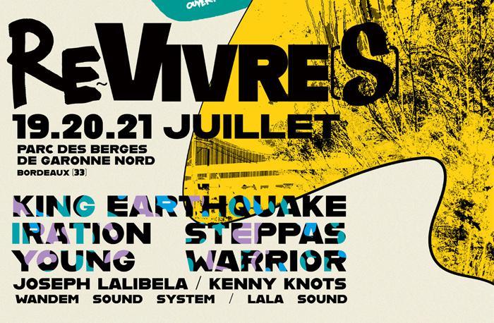 Re-Vivre(s) Festival : la liberté à Bordeaux !
