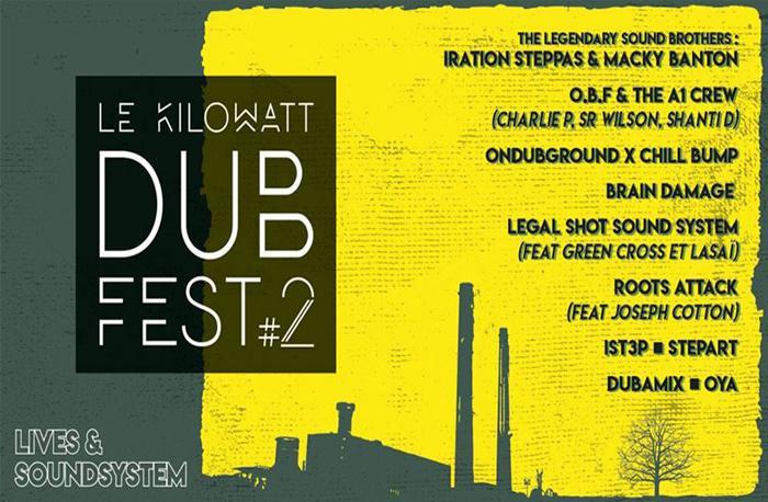 Kilowatt Dub Fest #2 à Vitry