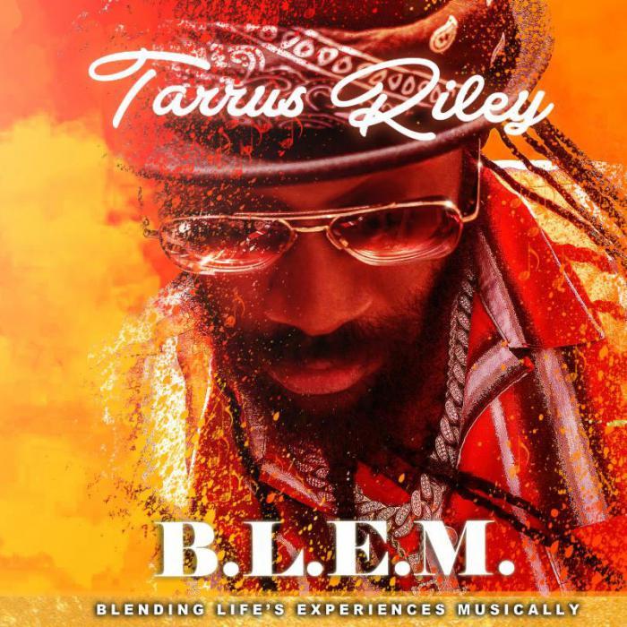 Tarrus Riley : 'B.L.E.M.' l'EP