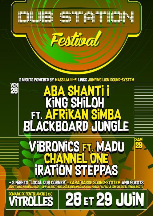 Dub Station Festival en soutien à Musical Riot
