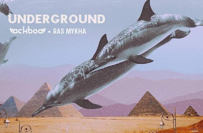 Ackboo & Ras Mykha nous amènent dans l'Underground
