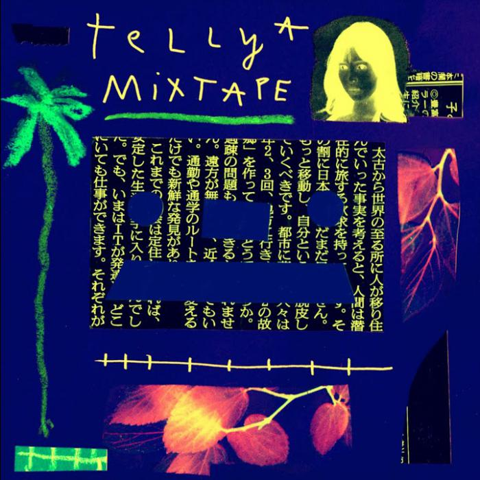Nouvelle mixtape pour Telly aka Biga Ranx