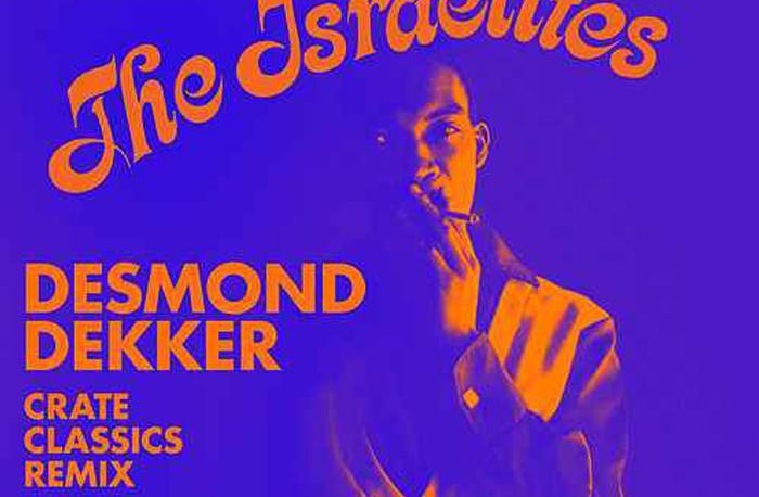 Desmond Dekker remixé par Crate Classics