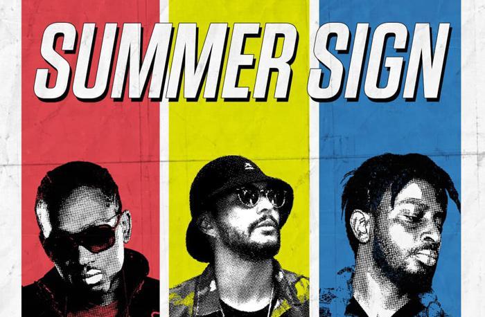 Busy Signal, Million Stylez & Safa Diallo : 'Summer Sign'