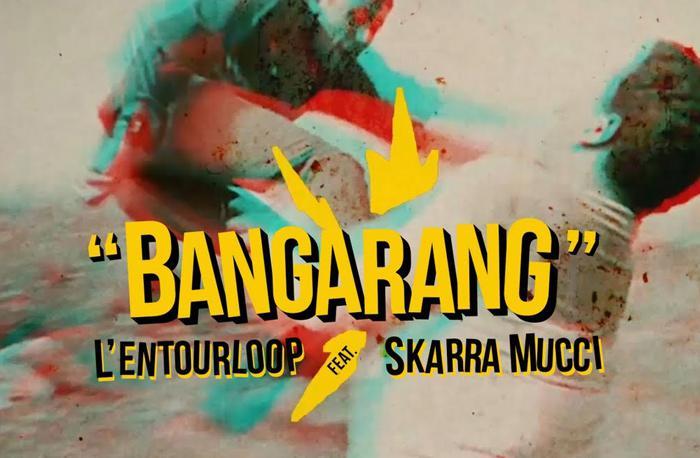 Skarra Mucci collabore à nouveau avec L'Entourloop
