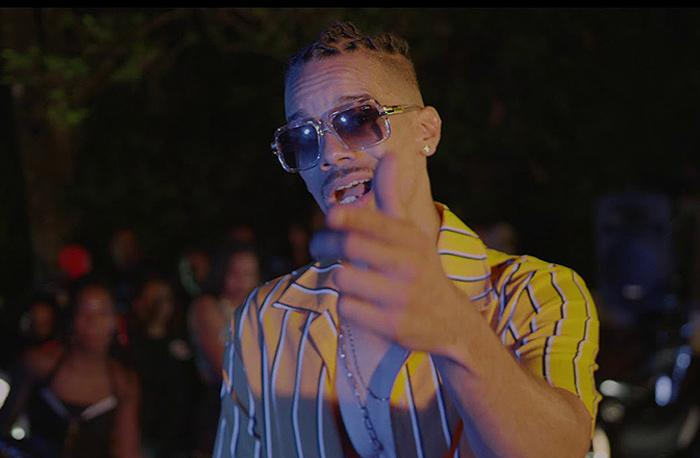 Pompis : 'By Night' le clip
