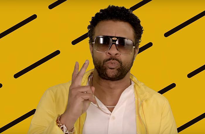 Shaggy & Conkarah : 'Banana' le clip