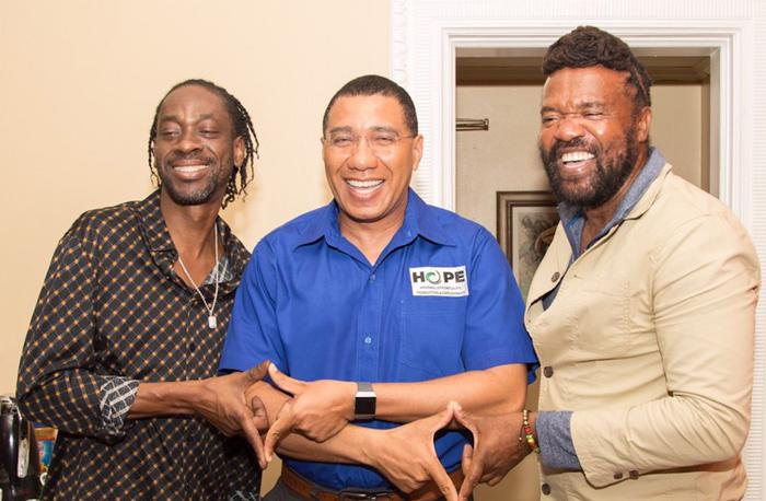 Les artistes défendent la jungle jamaïcaine