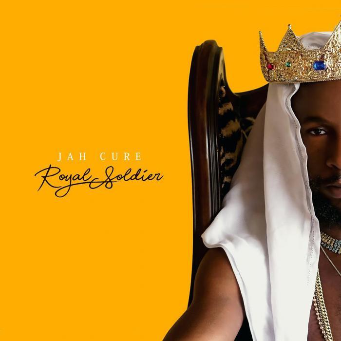 Jah Cure : 'Royal Soldier' l'album
