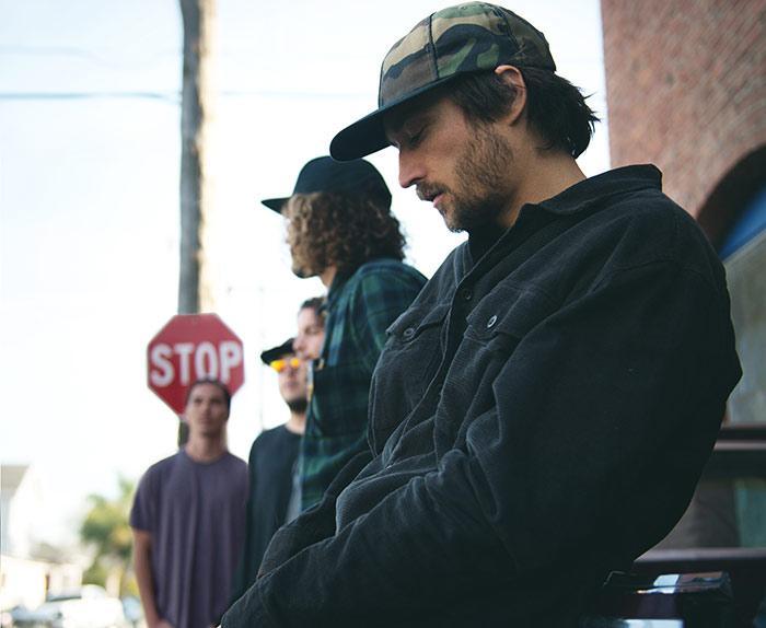 Le groupe américain Stick Figure débarque en France