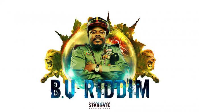 Luciano 'True to the Music' sur le B.U Riddim