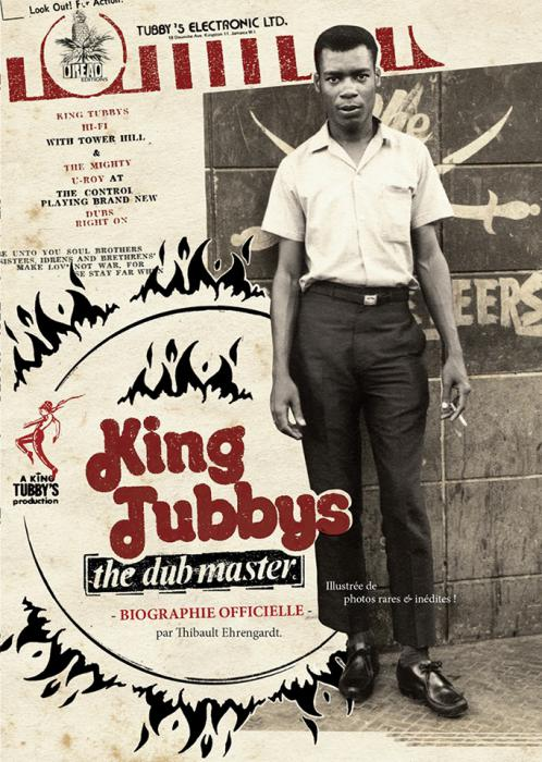 Nouvel ouvrage : King Tubbys The Dub Master