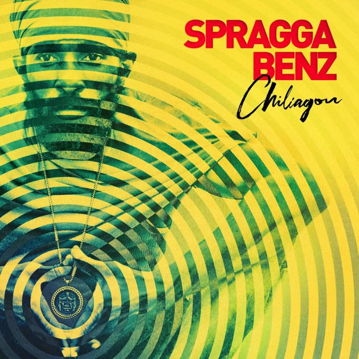 Spragga Benz : nouvel album 'Chiliagon'