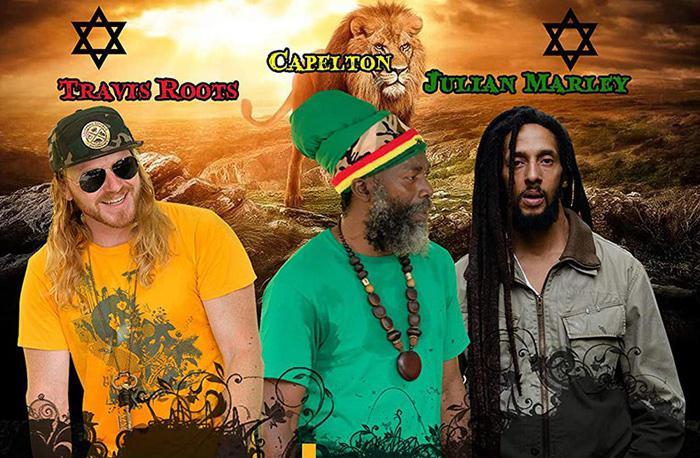 Capleton, Julian Marley & Travis Roots : 'Uplift' le clip