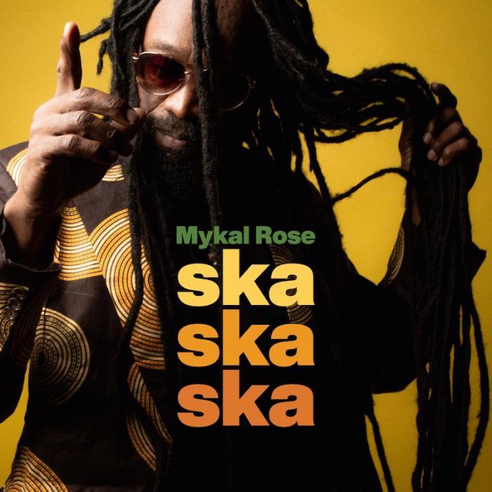 Un album ska pour Mykal Rose !