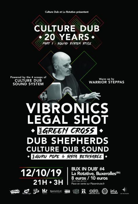 Culture Dub fête ses 20 ans en soirée !