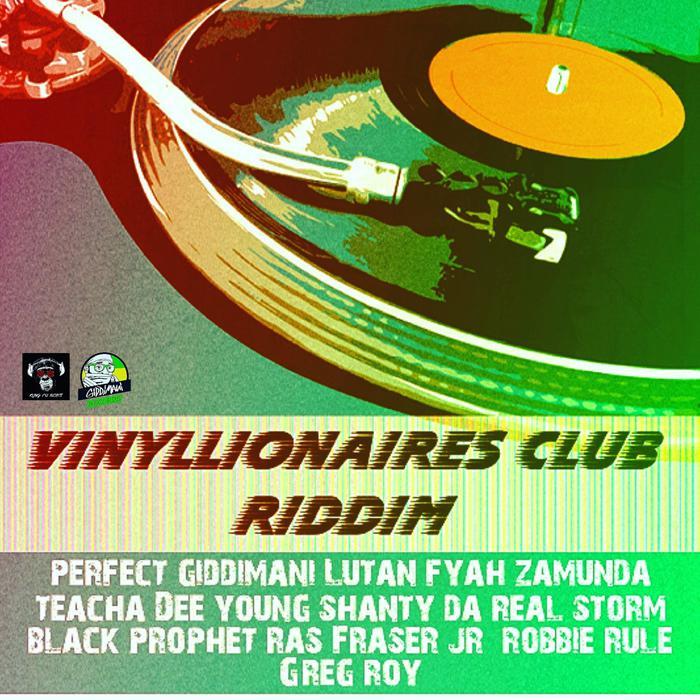Vinyllionaires Club Riddim chez Giddimani Records