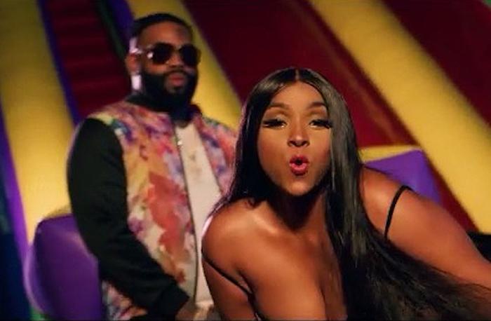 Demarco & Yanique Curvy Diva : 'Bunx Pon It' le clip