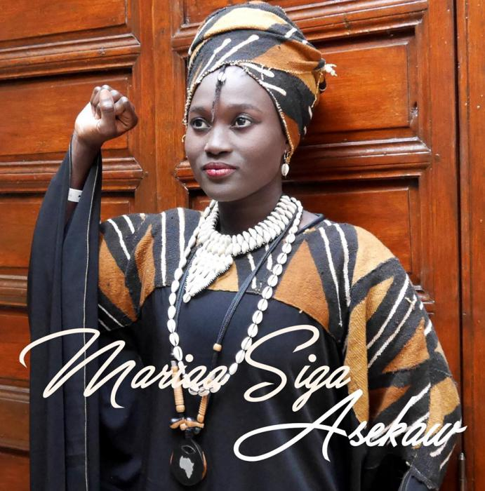 La Sénégalaise Mariaa Siga sort son album aujourd'hui