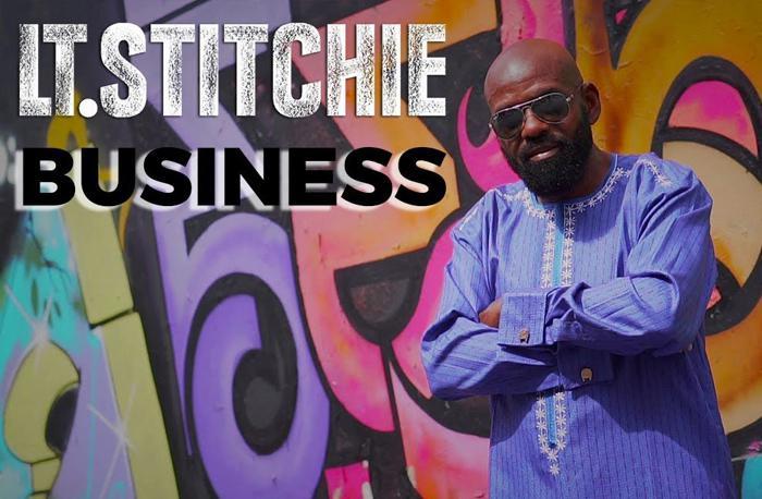Lt. Stitchie : 'Business' le clip