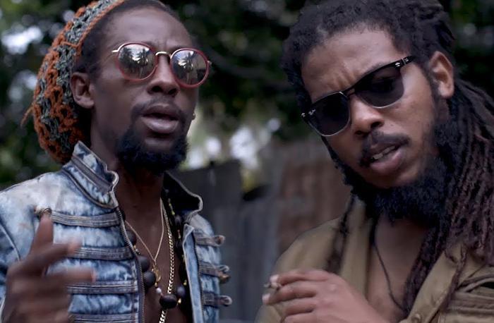 Jah Cure & Mikki Ras : 'Rudebwoy Skankin' le clip