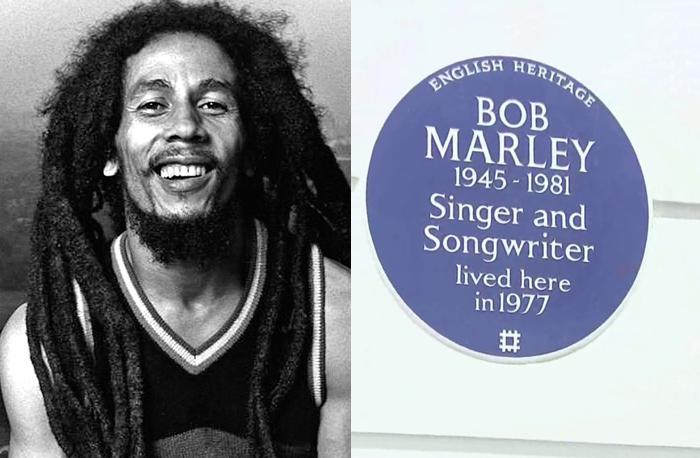 Bob Marley honoré à Londres