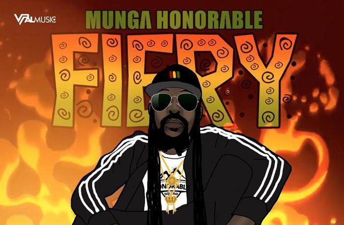 Munga Honorable : 'Fiery' le clip