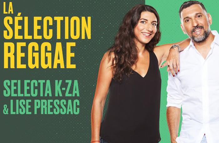 Flavia Coelho dans La Sélection Reggae