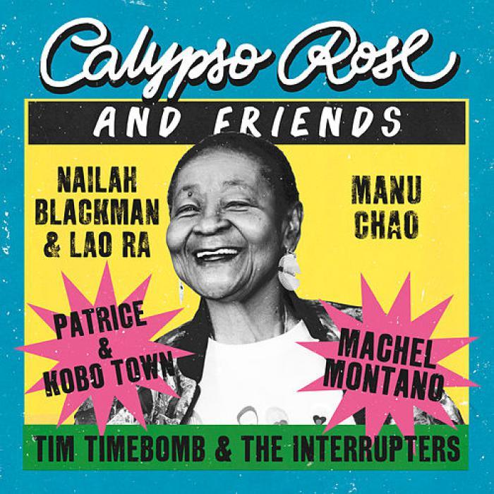 Calypso Rose : un EP en featurings