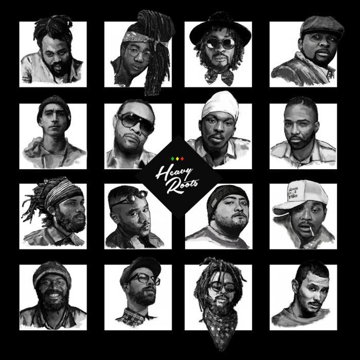 Heavy Roots : 'Tiempo Roots' l'album