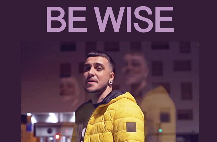 Lasai : 'Be Wise' le clip
