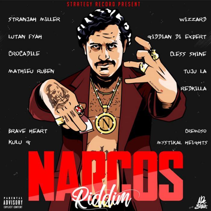 Narcos Riddim chez Strategy Record