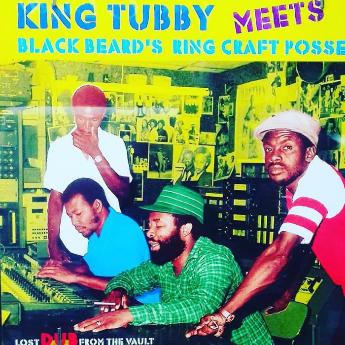 Patate Records exhume des dubs de King Tubby's