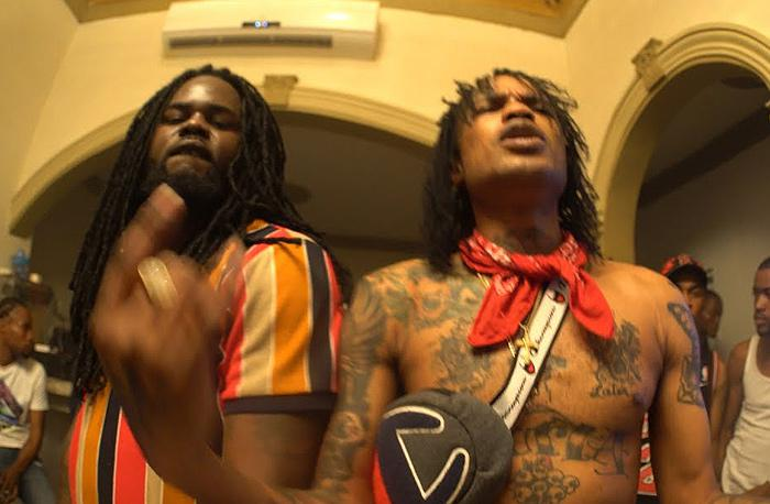 Tommy Lee Sparta & Arsonal : 'Killers' le clip