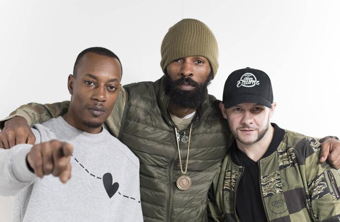 Spragga Benz ft. Killa P & Harry Shotta : 'Trilogy' le clip