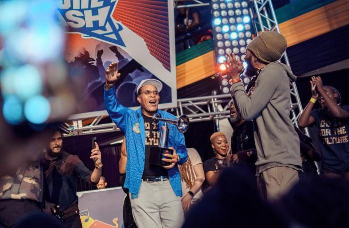 Jack Scorpio & Spragga Benz vainqueurs du Red Bull Clash