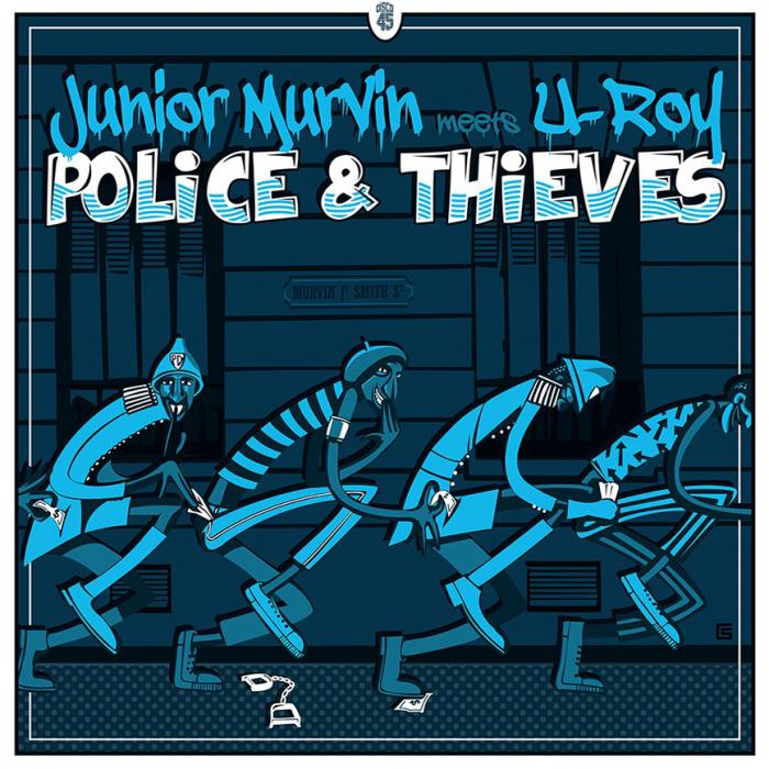 U-Roy & Junior Murvin revisitent 'Police And Thieves'