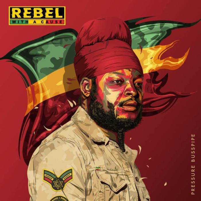 Pressure Busspipe : 'Rebel With a Cause' l'album