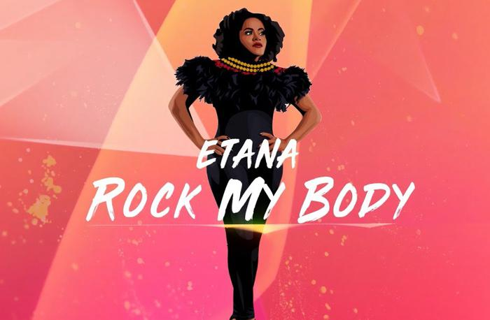 Etana : 'Rock My Body' le clip