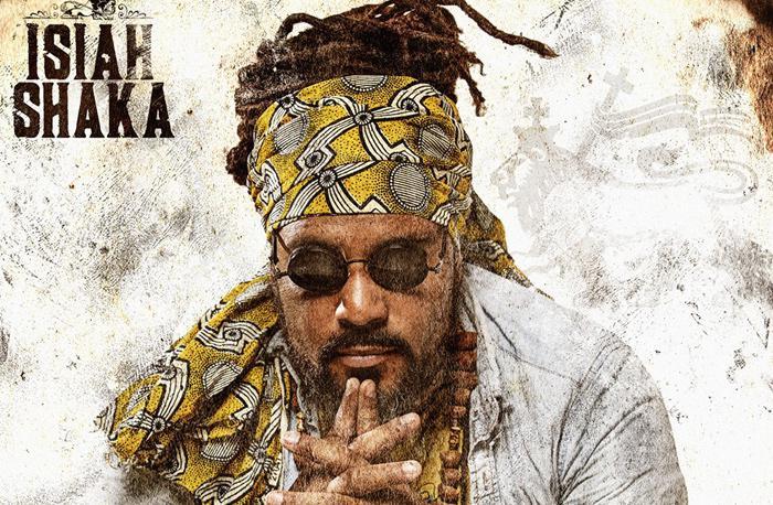 Isiah Shaka : 'Roots Reggae Revelation' le clip